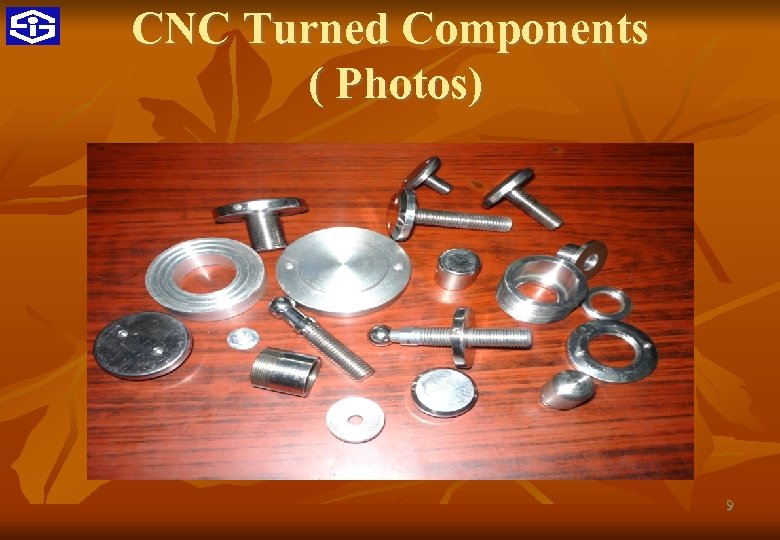 CNC Turned Components ( Photos) 9