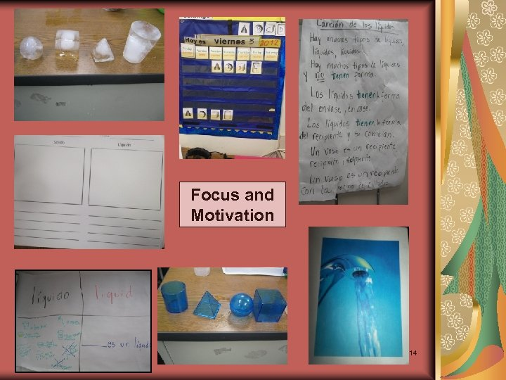Focus and Motivation 14