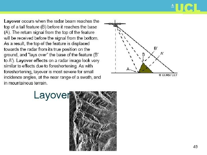 Layover 45