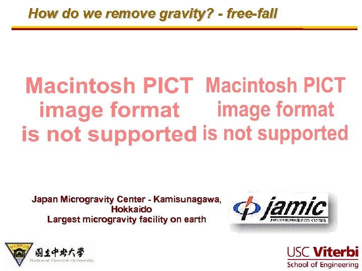 How do we remove gravity? - free-fall Japan Microgravity Center - Kamisunagawa, Hokkaido Largest