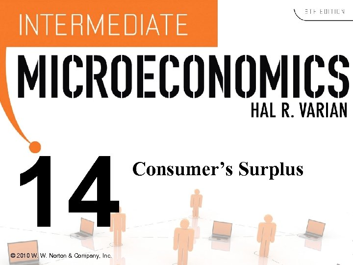 14 © 2010 W. W. Norton & Company, Inc. Consumer's Surplus