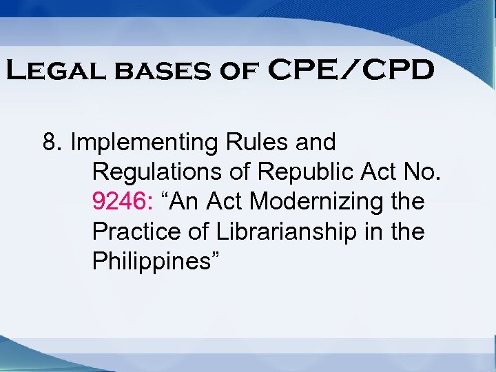 reason why republic act 1425 was implemented Republic act no 1425 republic act no 1425, popularly known as the rizal law, directs all public and private schools, colleges, and universities to include in their curricula courses or subjects on the life, works, and writings of dr jose rizal, particularly the novels noli me tangere and el filibusterismo.