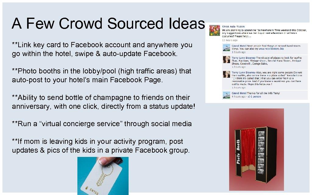 Why Social Media Travels Well Randi Zuckerberg October