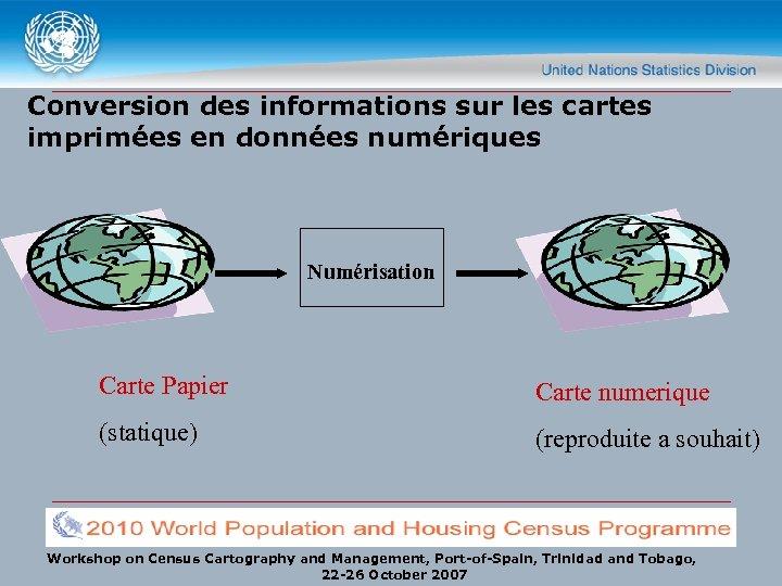 Conversion des informations sur les cartes imprimées en données numériques Numérisation Carte Papier Carte