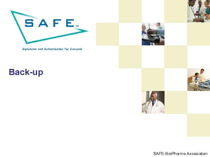 Back-up SAFE-Bio. Pharma Association