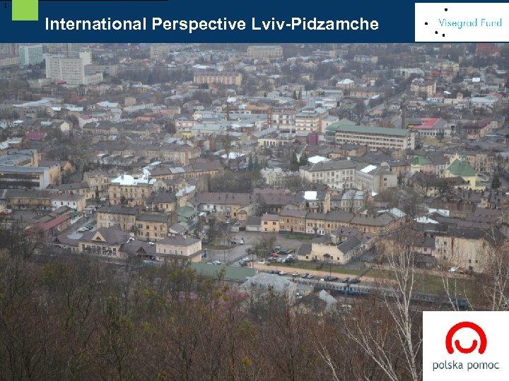 [ International Perspective Lviv-Pidzamche