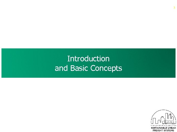 3 Introduction and Basic Concepts