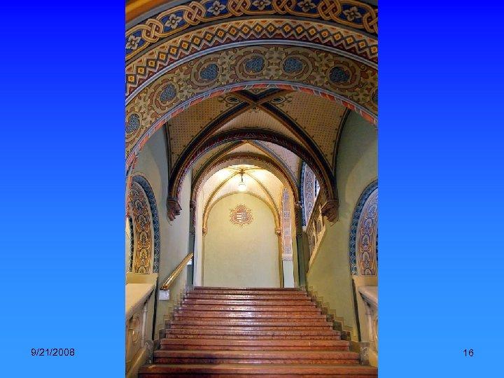 9/21/2008 National Archives, Hungary. Music: Verdi-Trubadur (Gipsy chorus) 16