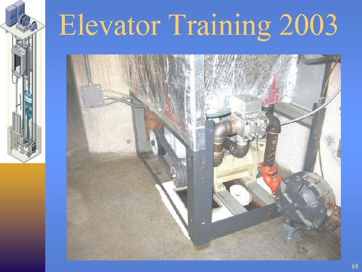 Elevator Training 2003 68