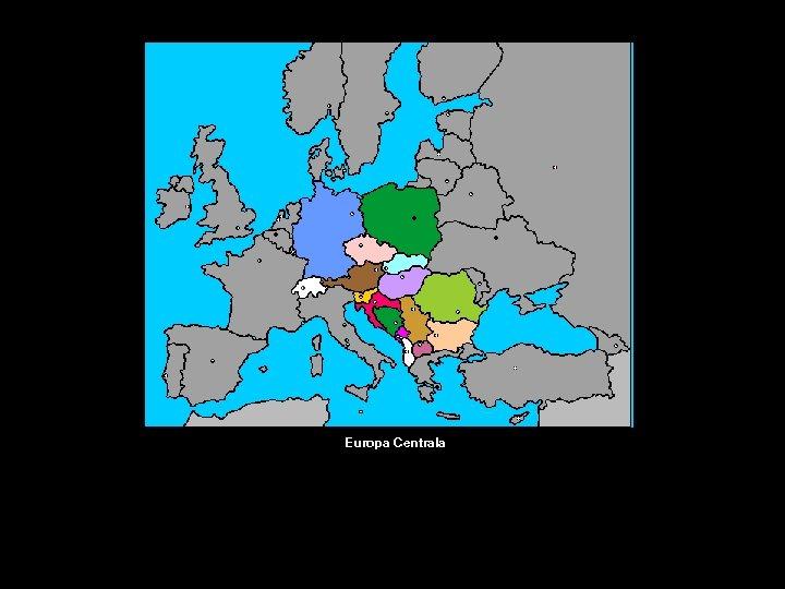 Europa Centrala