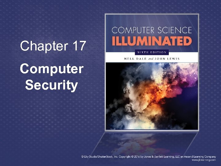 Chapter 17 Computer Security
