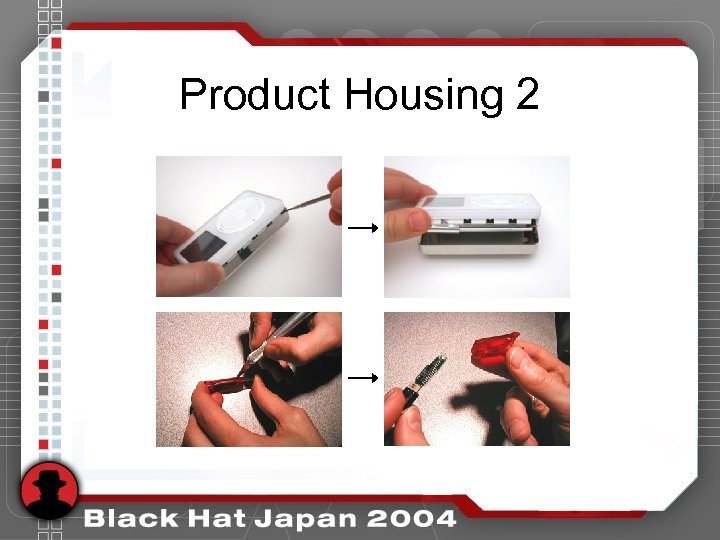 Product Housing 2