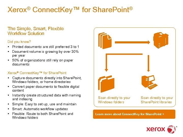 Xerox Smb Scanning Setup
