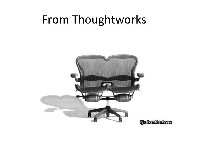 From Thoughtworks