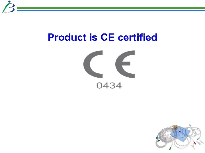 Product is CE certified