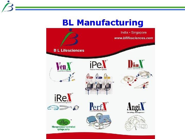 BL Manufacturing