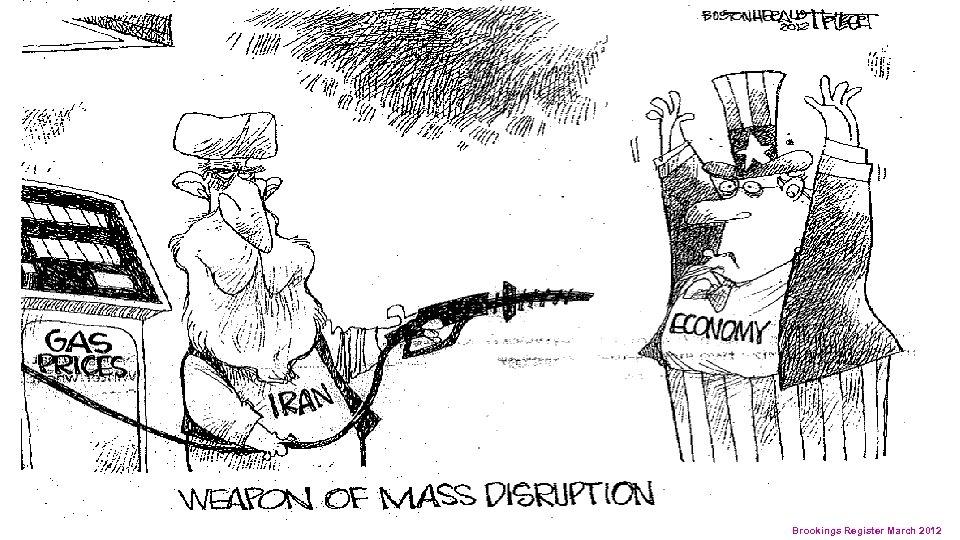 Brookings Register March 2012