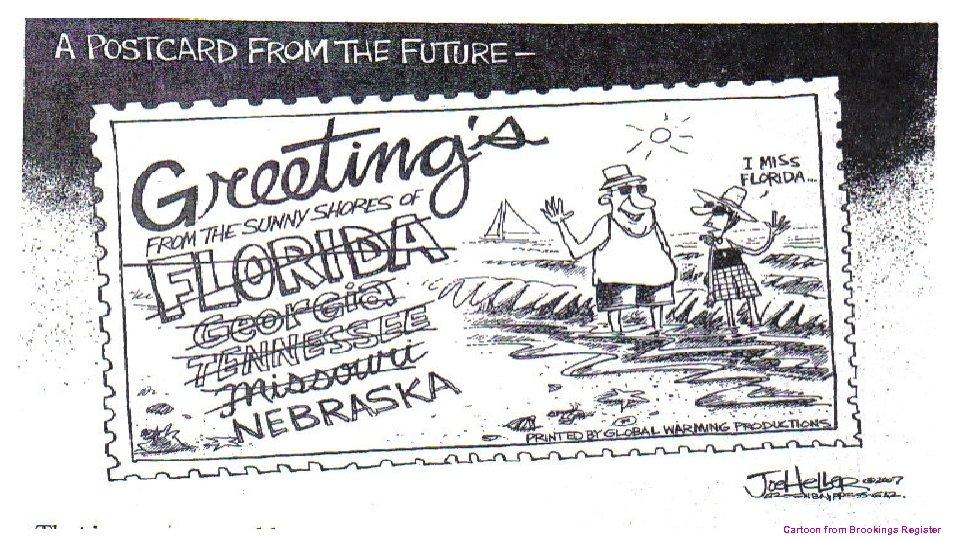 Cartoon from Brookings Register