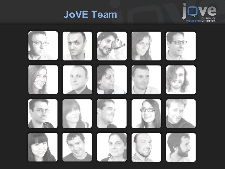 Jo. VE Team