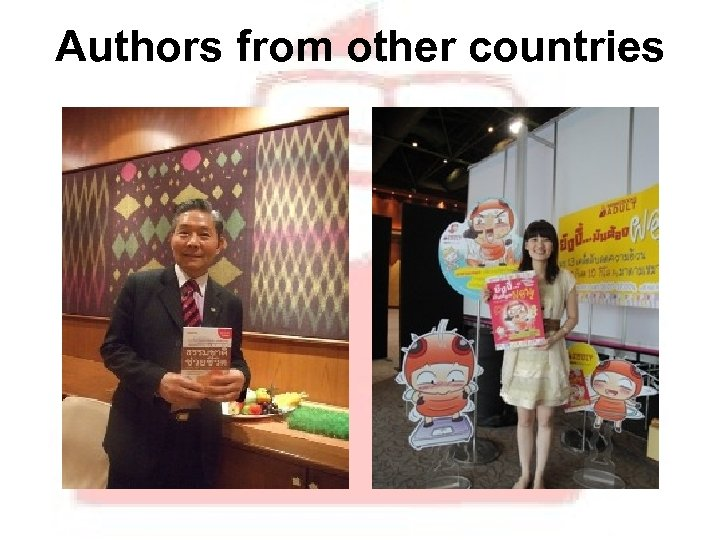 Authors from other countries