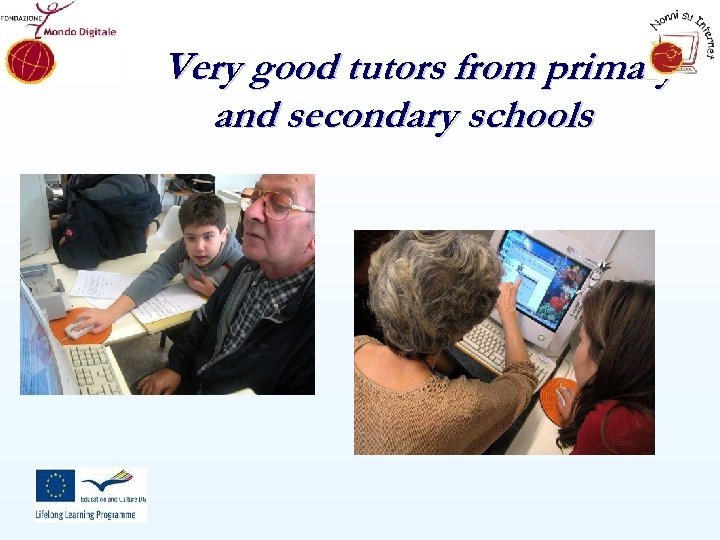 Very good tutors from primary and secondary schools