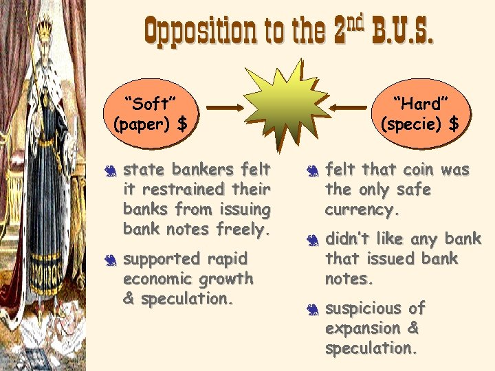 "nd B. U. S. Opposition to the 2 ""Soft"" (paper) $ 3 3 state"