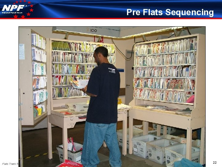 ® National Postal Forum Flats Track for Periodicals, Catalogs & Printers – NPF 2010