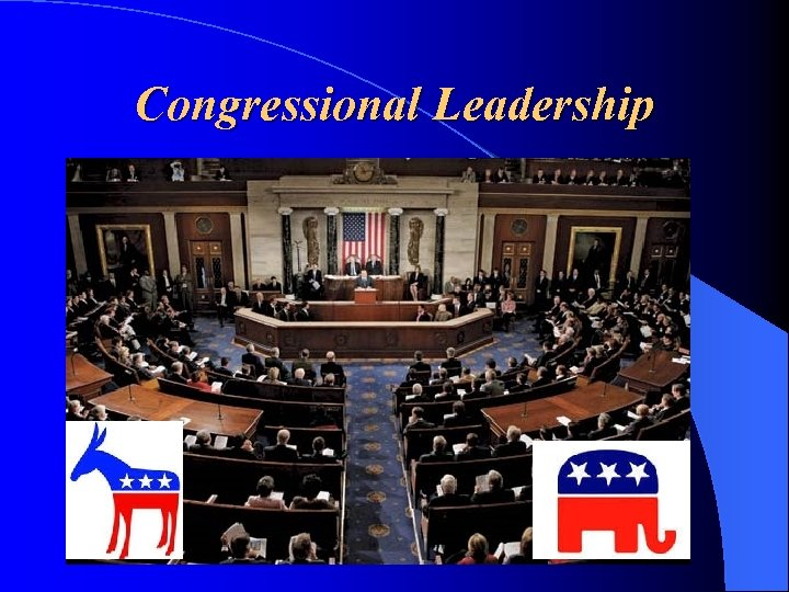 Congressional Leadership