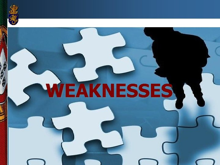 WEAKNESSES 9