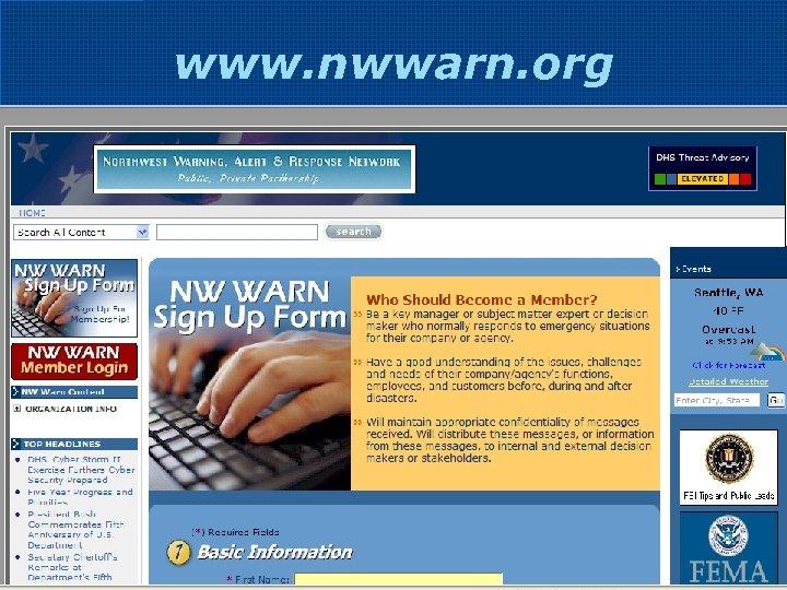 www. nwwarn. org