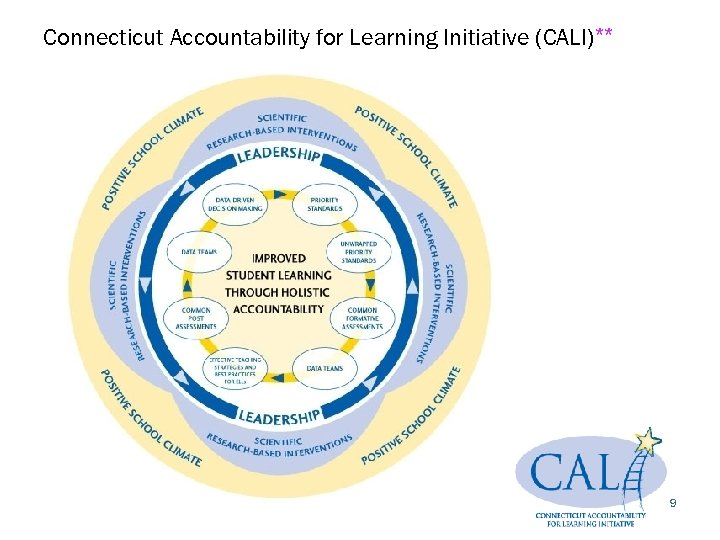 Connecticut Accountability for Learning Initiative (CALI)** 9
