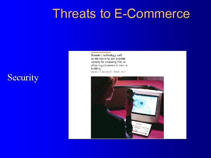 Threats to E-Commerce Security