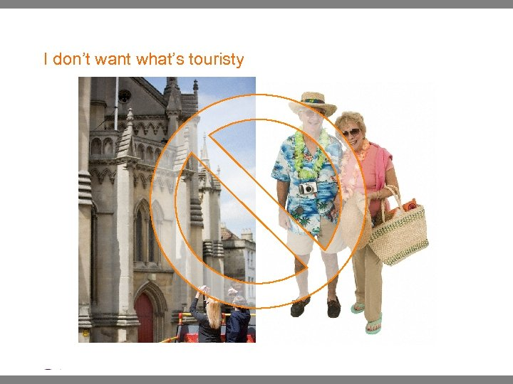 I don't want what's touristy | Ethnographic Research: : May 2007 Yahoo! Inc. .