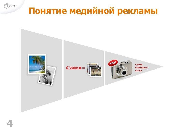 Понятие медийной рекламы 4