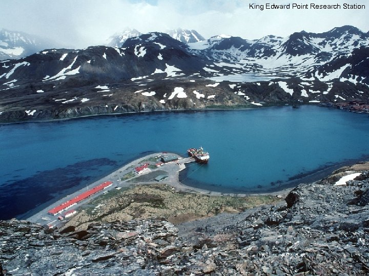King Edward Point Research Station