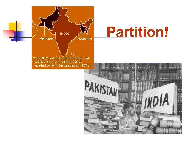 Partition!