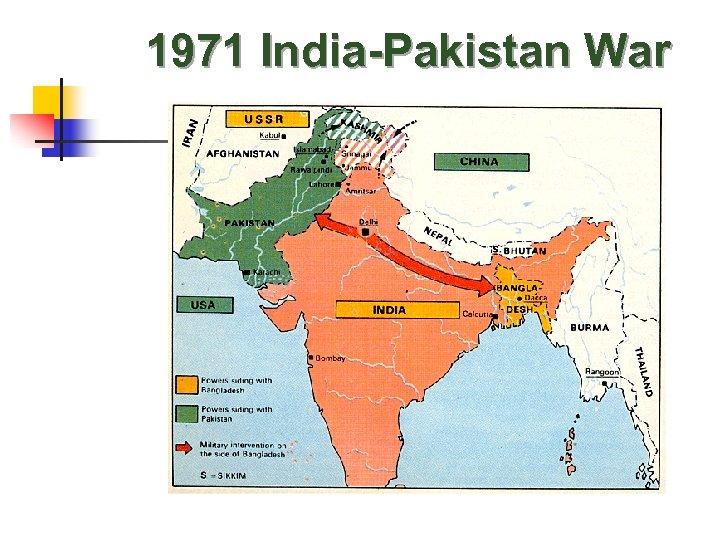 1971 India-Pakistan War