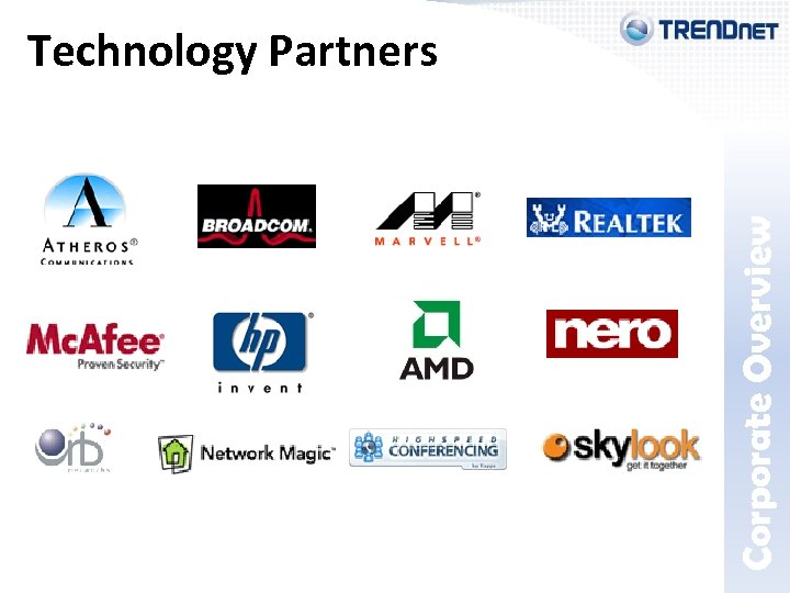 Corporate Overview Technology Partners