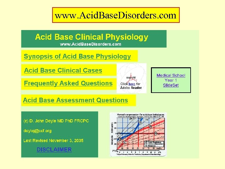 www. Acid. Base. Disorders. com