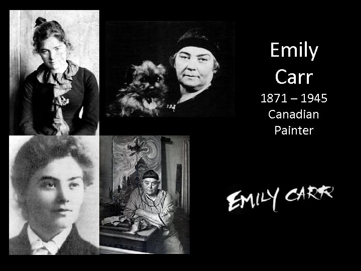 brief research on emily carr civics As an educator, i teach industrial design at emily carr university and design thinking + civic engagement with simon fraser university's certificate program in dialogue and civic engagement this work keeps my design research game strong and challenges me in ways beyond anything else i do.