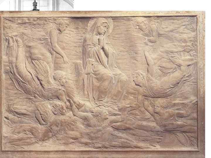 Гробница кардинала Ренальдо Бранкаччи. 1427 г. Сант Анджело а Нило, Пиза В содружестве с