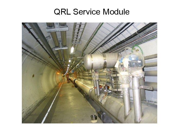 QRL Service Module