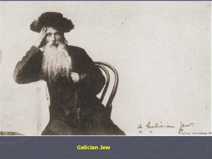 Galician Jew
