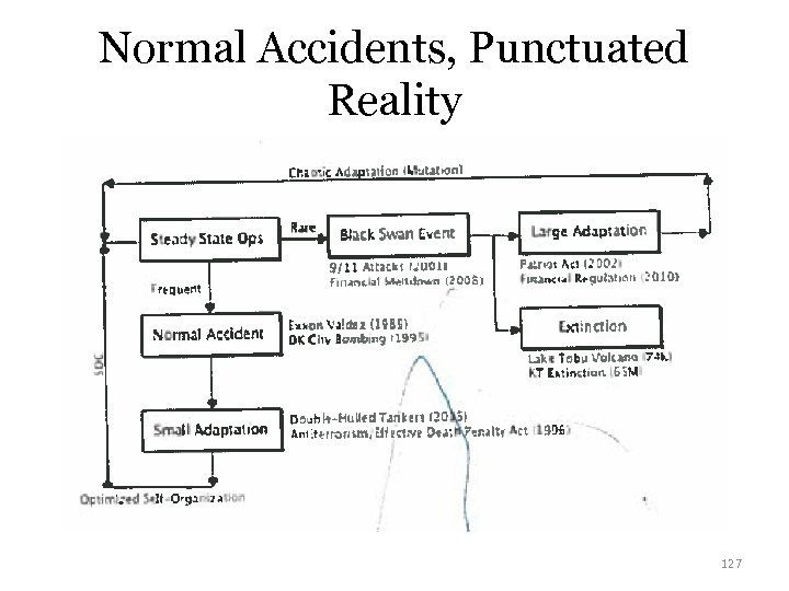 Normal Accidents, Punctuated Reality 127