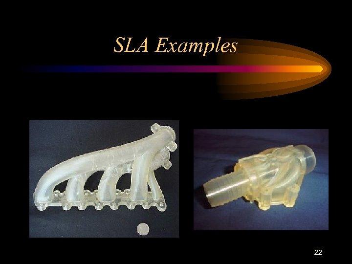 SLA Examples 22