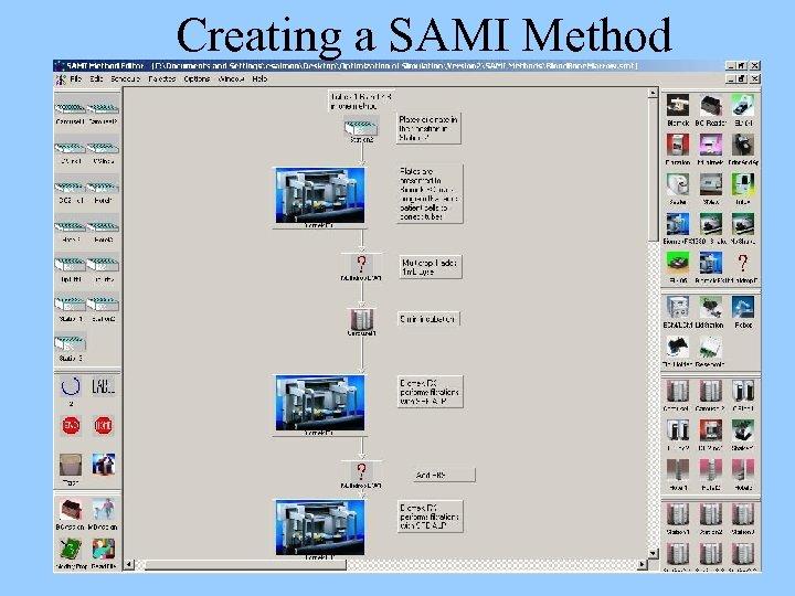 Creating a SAMI Method