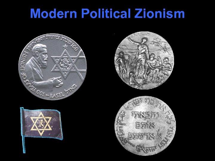 Modern Political Zionism