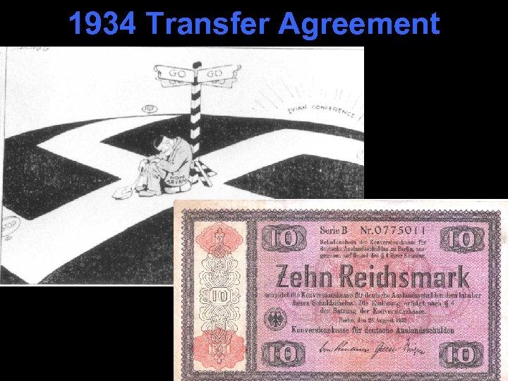 1934 Transfer Agreement