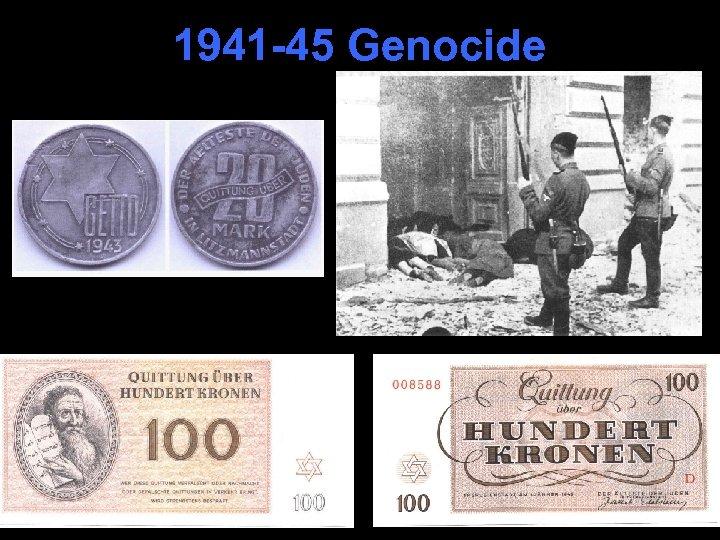 1941 -45 Genocide