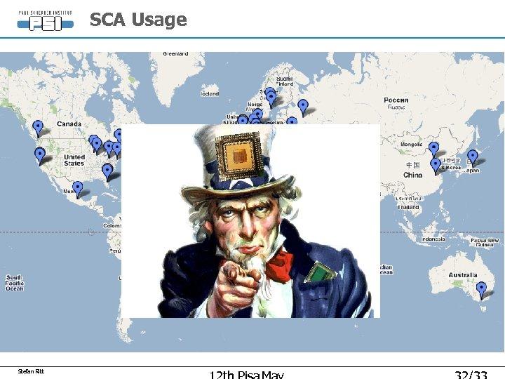 SCA Usage Stefan Ritt